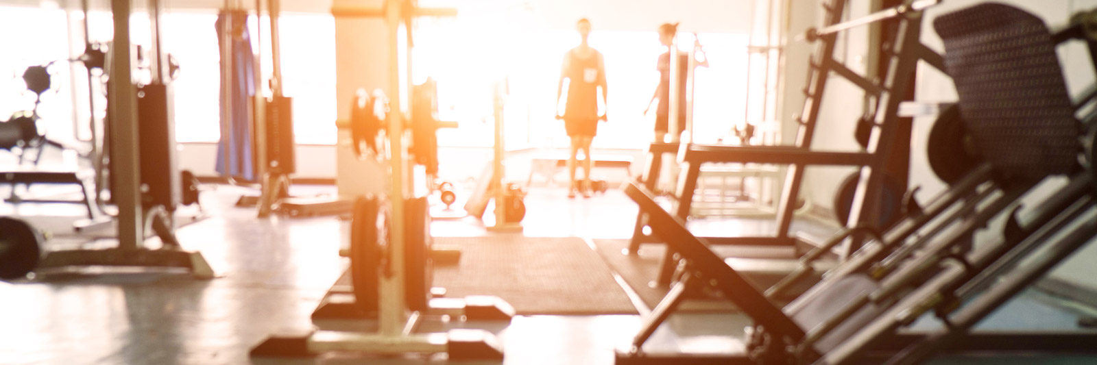 an image of a gym